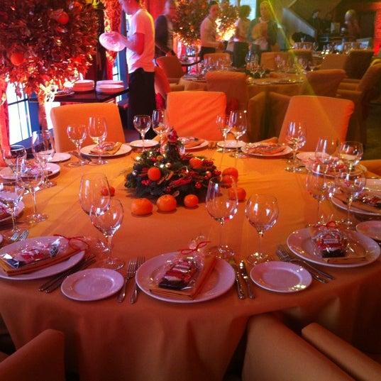 Foto tirada no(a) Ресторан & Lounge «Река» por Ириша👼 em 12/14/2012