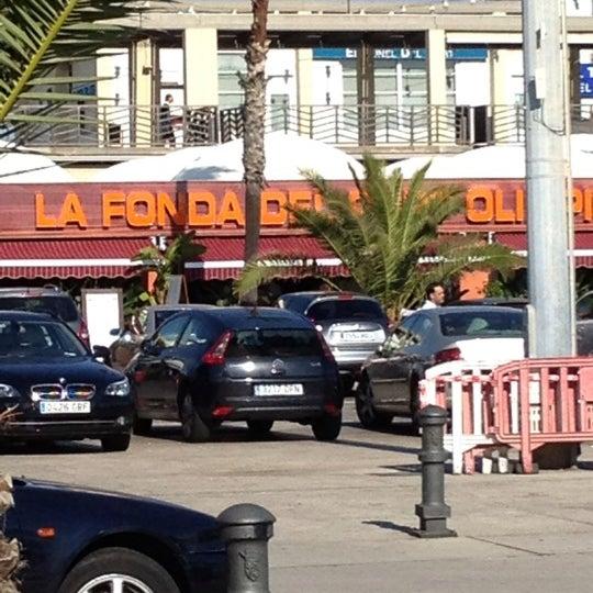 Foto scattata a La Fonda del Port Olímpic da Александр il 10/7/2012