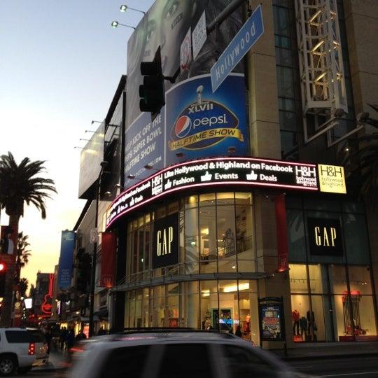 รูปภาพถ่ายที่ Hollywood & Highland Center โดย Just me P. เมื่อ 1/30/2013