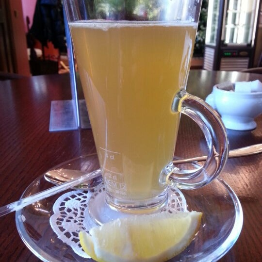 Photo taken at Tea & Coffee garden by Fedor B. on 1/19/2013