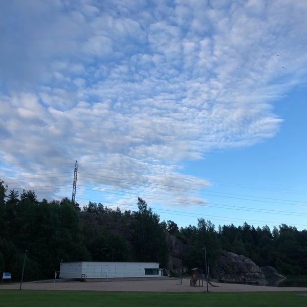 Das Foto wurde bei Pikkukosken uimaranta von Zhanna T. am 7/10/2018 aufgenommen