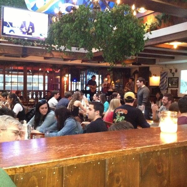 Foto diambil di Hofbräu Bierhaus NYC oleh Dawn pada 3/9/2013