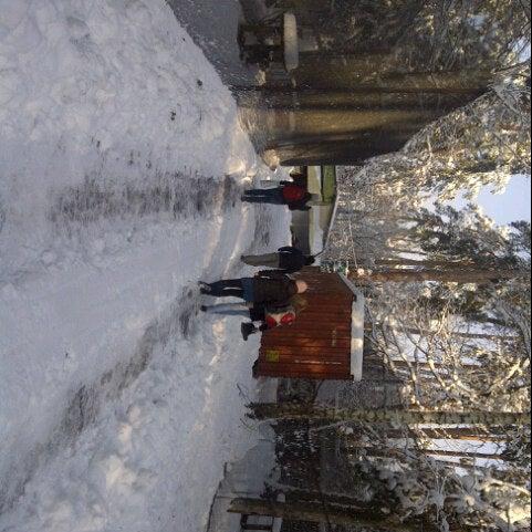 Снимок сделан в Пейнтбол «Гепард» пользователем Андрей М. 12/8/2012
