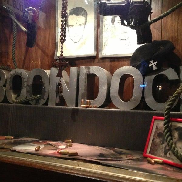 Foto scattata a Boondock Pub da Evgeniya il 7/7/2013