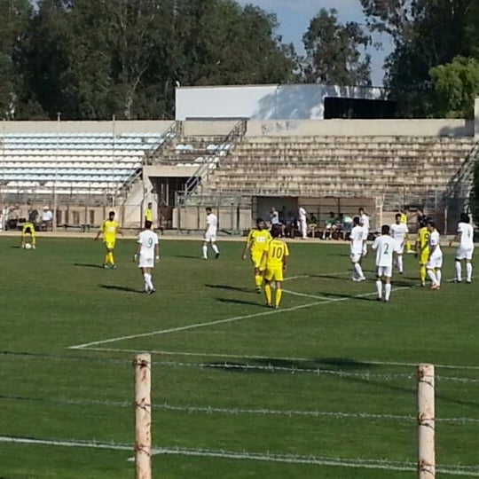 Foto tomada en European University Cyprus por Petros K. el 10/13/2012