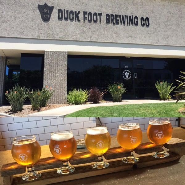 Photo prise au Duck Foot Brewing Company par Luis C. le6/9/2018