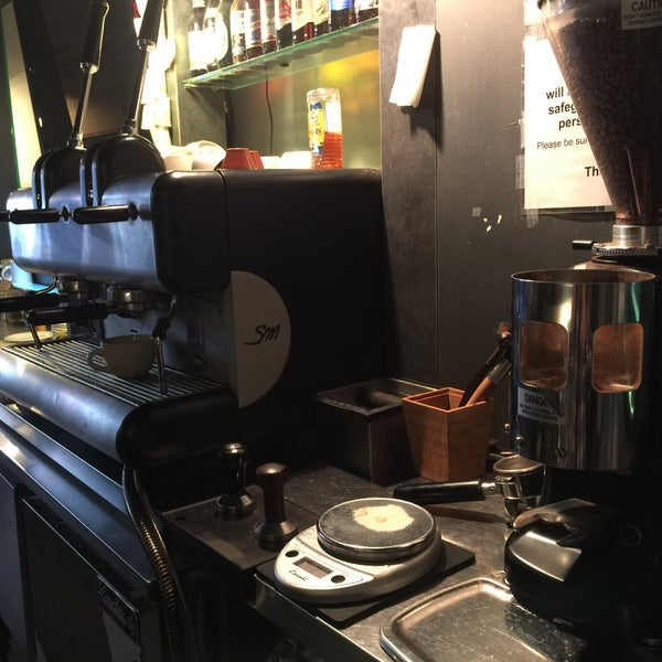 Das Foto wurde bei Coffee Foundry von Julie H. am 12/23/2016 aufgenommen