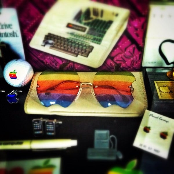 10/20/2012에 Alex Turusov님이 Moscow Apple Museum에서 찍은 사진