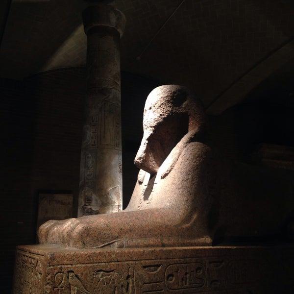 Das Foto wurde bei University of Pennsylvania Museum of Archaeology and Anthropology von Chelsea am 7/17/2015 aufgenommen