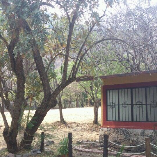 รูปภาพถ่ายที่ Campo Escuela Scout Meztitla โดย Brenda L. เมื่อ 5/3/2013
