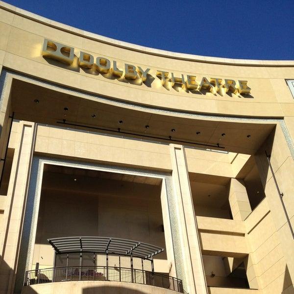 Foto diambil di Dolby Theatre oleh Christopher R. pada 3/9/2013