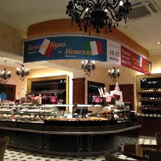 Снимок сделан в Круассан-кафе пользователем Van der Saar 11/24/2012