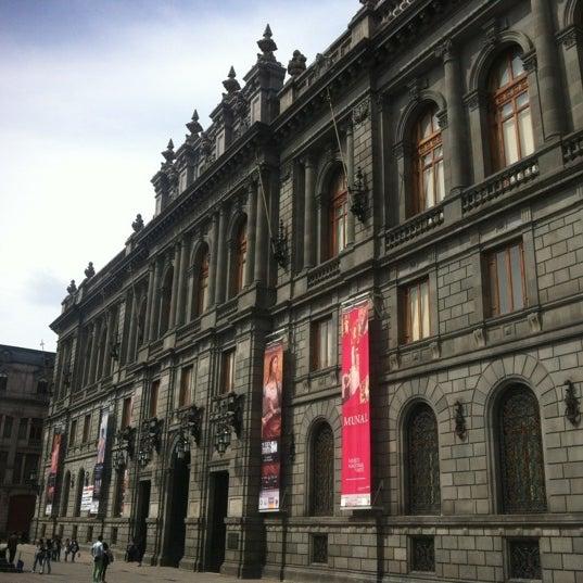 10/20/2012 tarihinde Francisco I.ziyaretçi tarafından Museo Nacional de Arte (MUNAL)'de çekilen fotoğraf