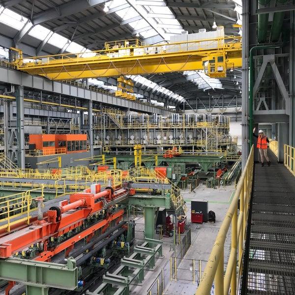 Photos at Tenaris Bay City - Factory