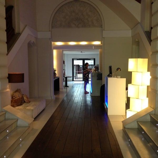 Photo prise au Hotel Hospes Palau de la Mar***** par Benoit V. le7/15/2013