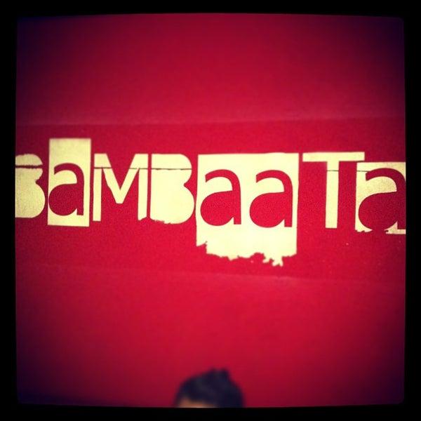 3/24/2013にDiego F.がBaMBaaTaで撮った写真