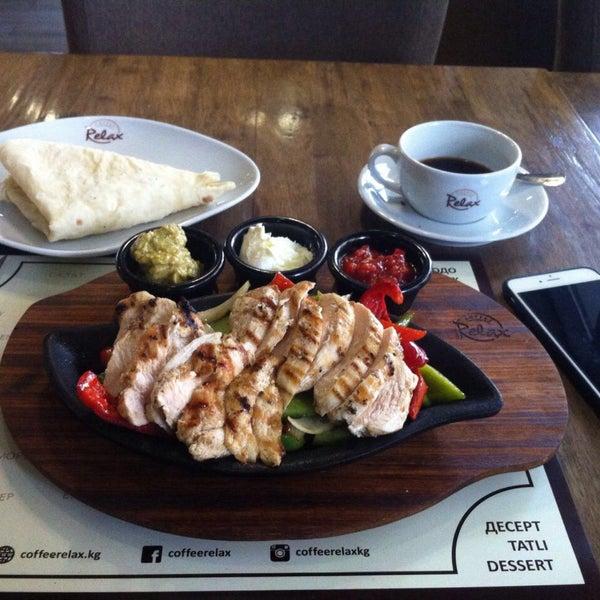 Foto scattata a Coffee Relax da Aiperim il 10/19/2016