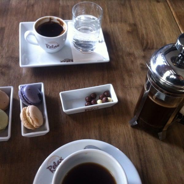 Foto scattata a Coffee Relax da Aiperim il 9/9/2015