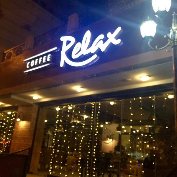 Foto scattata a Coffee Relax da Aiperim il 1/15/2016