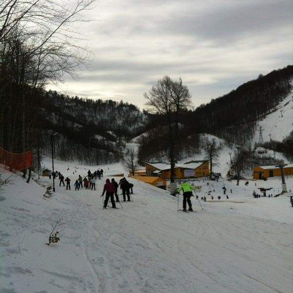 รูปภาพถ่ายที่ The Green Park Kartepe Resort & Spa โดย Nursch เมื่อ 2/2/2013