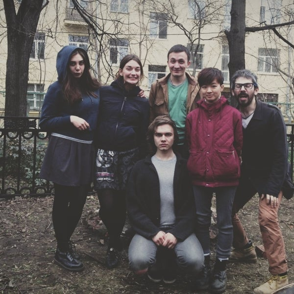 Foto diambil di Сад им. П. И. Травникова oleh konstantin z. pada 5/4/2013