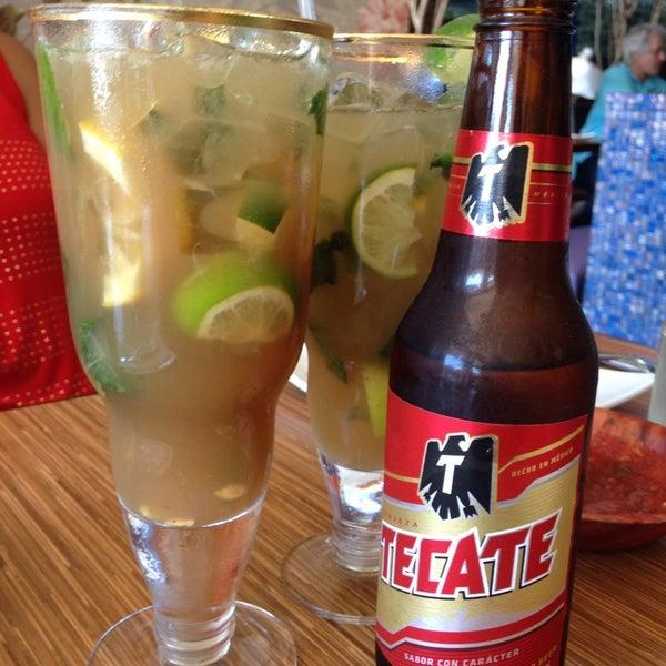 Foto diambil di Vega Mexican Cuisine oleh Barb pada 6/15/2014