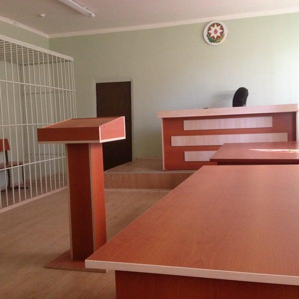 Xəzər Rayon Məhkəməsi Courthouse