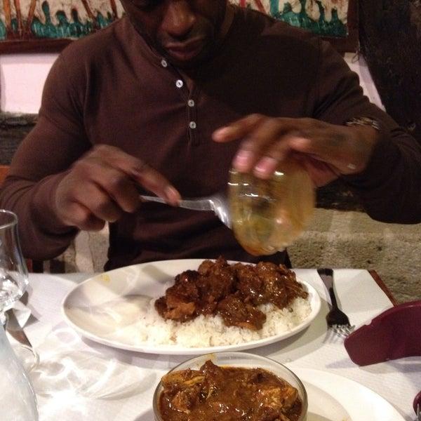 Djoliba Restaurant Africain Paris