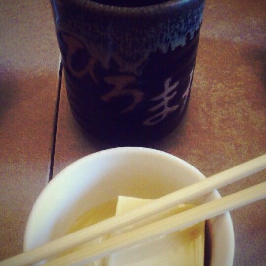 3/24/2014にAl L.がTanabe Japanese Restaurantで撮った写真