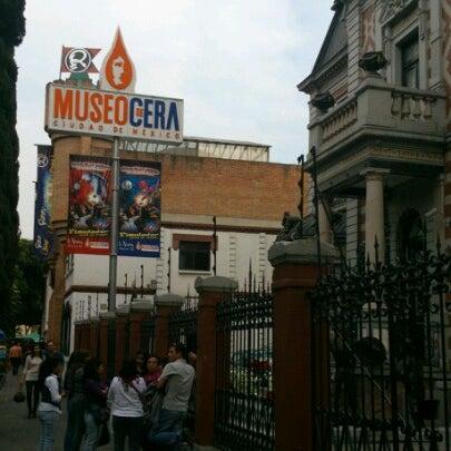 Foto scattata a Museo de Cera da Zsazsuna il 12/15/2012