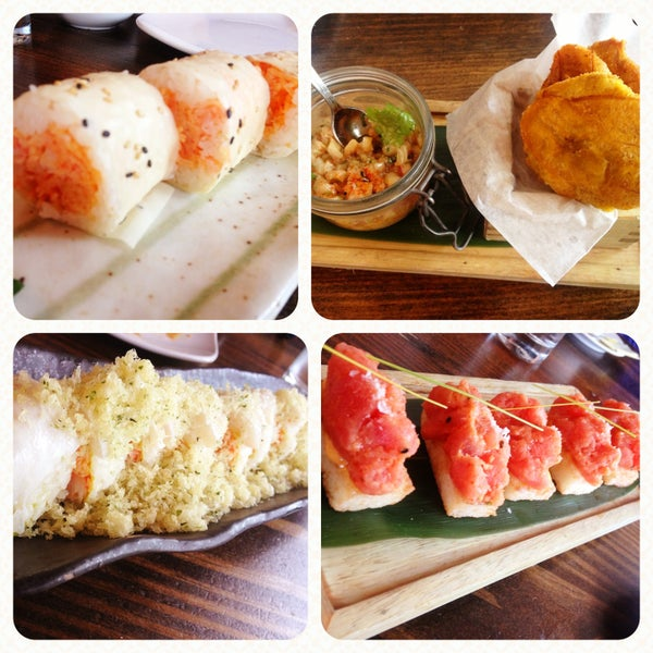 Pubbelly Sushi - 1424 20th St