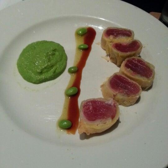 Foto tirada no(a) Mercer Kitchen por J em 11/23/2012