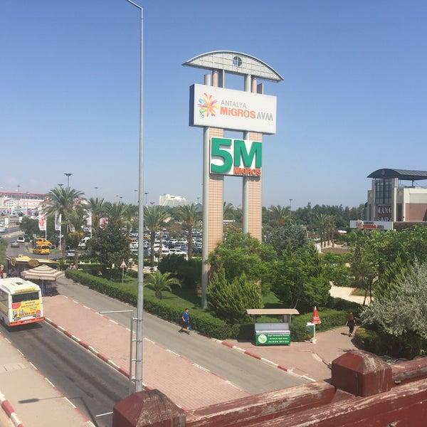 Foto tomada en Antalya Migros AVM por Turgut T. el 8/5/2015