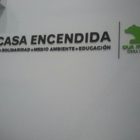 Photos At La Casa Encendida Lavapiés Madrid Madrid