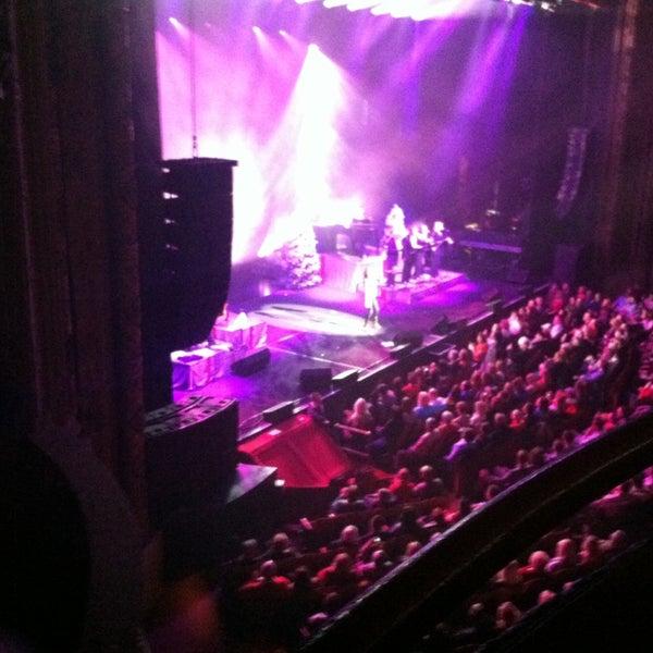 1/12/2013에 Patrick님이 The Chicago Theatre에서 찍은 사진