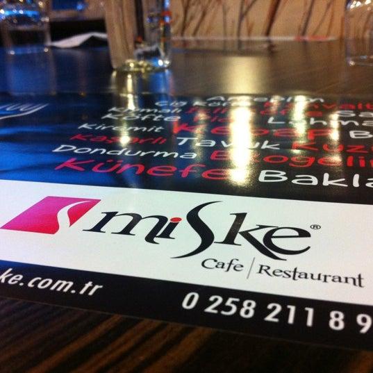 Das Foto wurde bei Miske Antep Mutfağı von Mahmut K. am 12/14/2012 aufgenommen