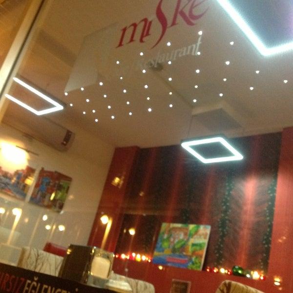 Das Foto wurde bei Miske Antep Mutfağı von Mahmut K. am 3/13/2013 aufgenommen