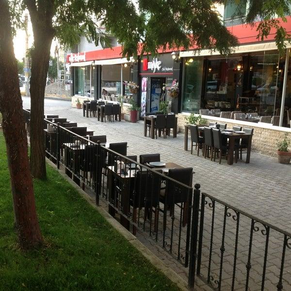 Das Foto wurde bei Miske Antep Mutfağı von Mahmut K. am 7/25/2013 aufgenommen