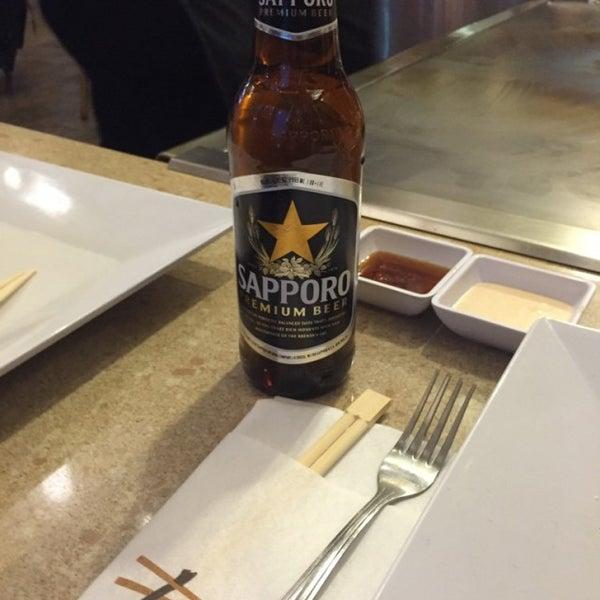 12/31/2016 tarihinde Matthew M.ziyaretçi tarafından Desaki Japanese Restaurant'de çekilen fotoğraf