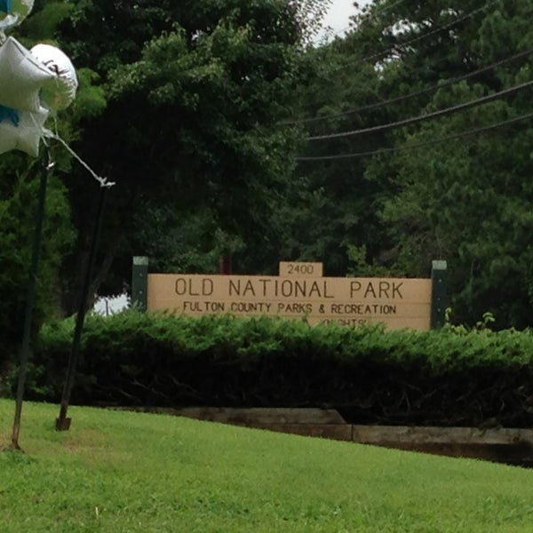 Old National Park - Atlanta, GA