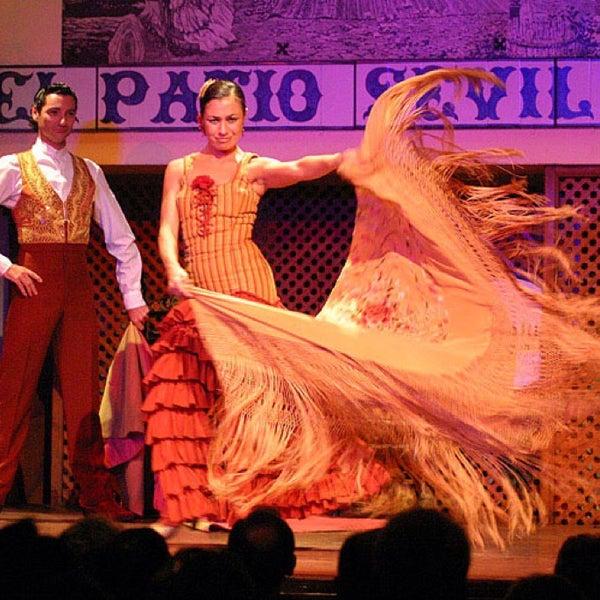 Foto tomada en Tablao Flamenco El Palacio Andaluz por Armagan P. el 7/13/2014