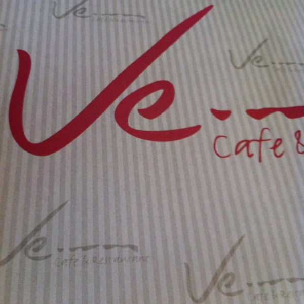 2/21/2013にBurcu Ç.がVe Cafe & Restaurantで撮った写真