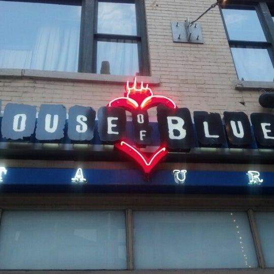 10/11/2012 tarihinde Anthony P.ziyaretçi tarafından House of Blues'de çekilen fotoğraf