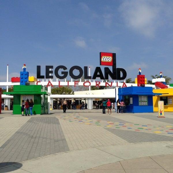 Foto tirada no(a) Legoland California por Mat R. em 3/17/2013