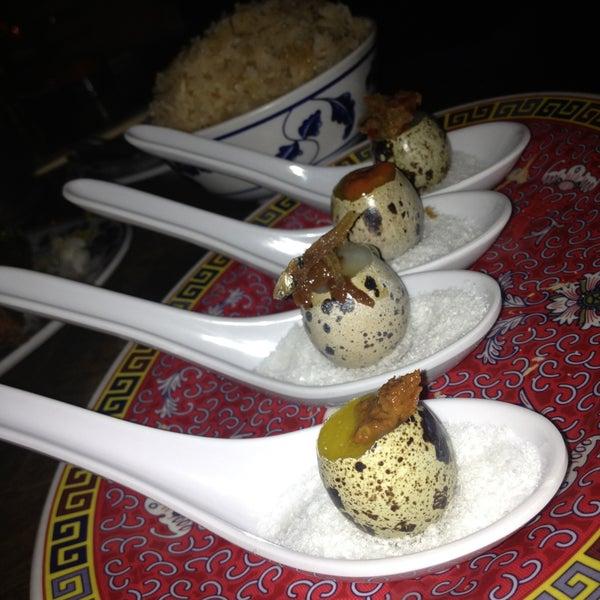 4/30/2013에 Zhou님이 Fatty Crab에서 찍은 사진