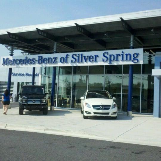 Mercedes Benz Of Silver Spring >> Photos At Mercedes Benz Of Silver Spring Silver Spring Md