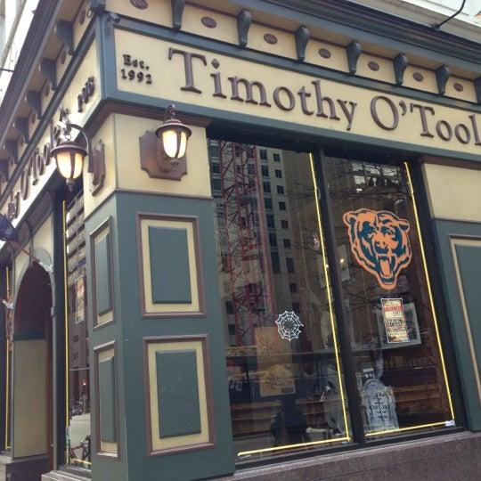 10/27/2012에 Chris J.님이 Timothy O'Toole's Chicago에서 찍은 사진