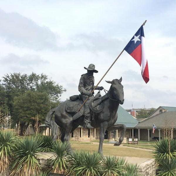 Foto scattata a Texas Ranger Hall of Fame and Museum da GreatStoneFace il 11/13/2017