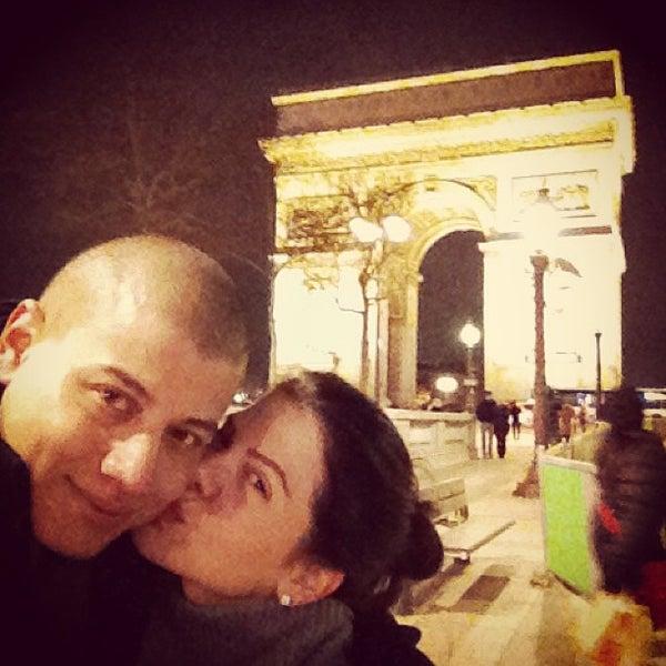 2/21/2013にElizabethがL'ARC Parisで撮った写真