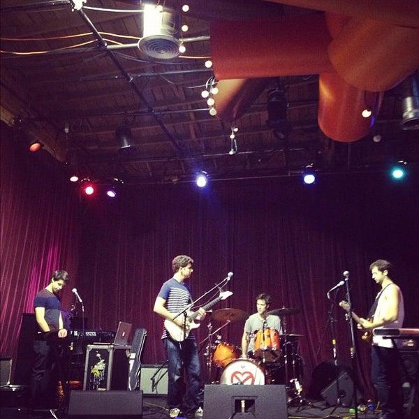 12/9/2012にChelseaがBootleg Bar & Theaterで撮った写真